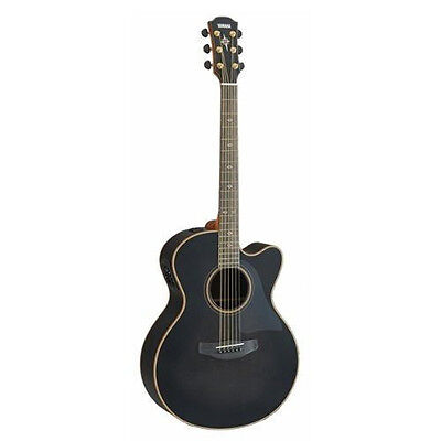 New YAMAHA CPX1200II TBL electric acoustic guitar CPX Series Translucent Black