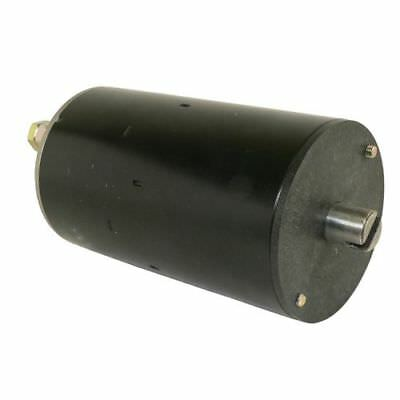 Western Fisher Snow Plow Motor Suburbanite W-6804