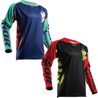 Thor Fuse Rampant Offroad Jersey 2018