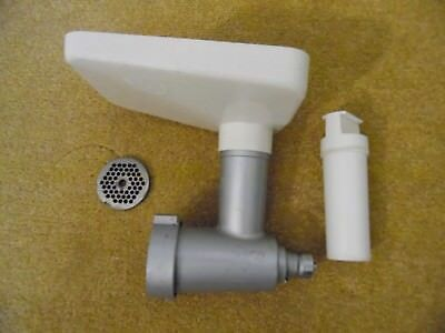 Kenwood Chef Mincer Grinder Attachment From A 701 Model