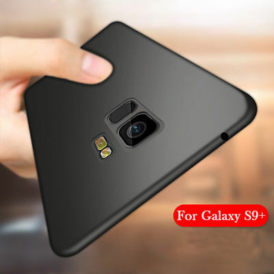 For Samsung Galaxy S10 S10E S6/9 Luxury Ultra-thin Slim Back Soft TPU Case Cover