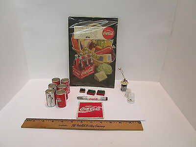 Coca Cola Grab Bag No. 1 - see Pictures for details