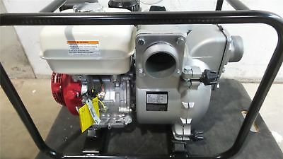 Dayton 11G238 7.1 HP 3600 RPM 38.5 Max PSI Gas Engine Driven Trash Pump