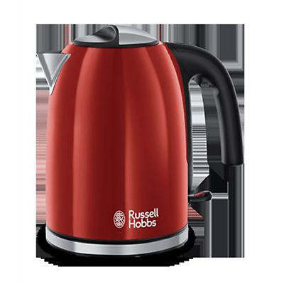 Hervidor Russell Hobbs 20414-70 Colours Plus+Rojo
