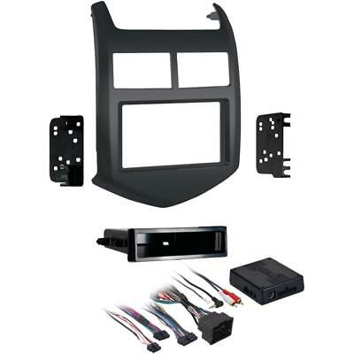 Metra 99-3012G 2012 Chevy Sonic Single and Double Din Installation Kit