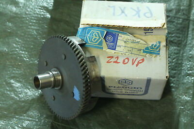M56) Vespa Pk 50 XL Transmission Sprocket 68Z 245254 Clutch Seat Rush Fl N Hp