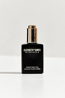 Elizabeth & James Nirvana Black 0.47 Oz Perfume Oil New Unboxed