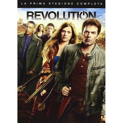 Dvd Revolution - Stagione 01 (5 Dvd)