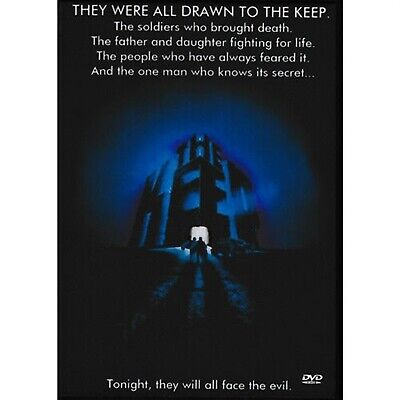 The Keep - They all were drawn to the KEEP - Dvd  = (MOD) Free Au Post  =