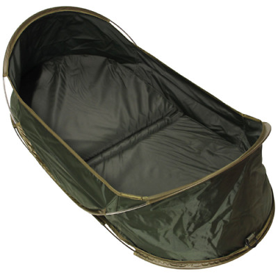 NGT CARP FISHING POP-UP CRADLE PROTECTIVE UNHOOKING MAT + carry case