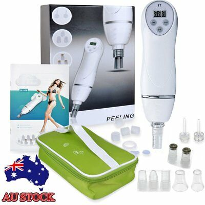 Charging Blackhead Remove Diamond Peeling Dermabrasion Facial Cleanser Machine