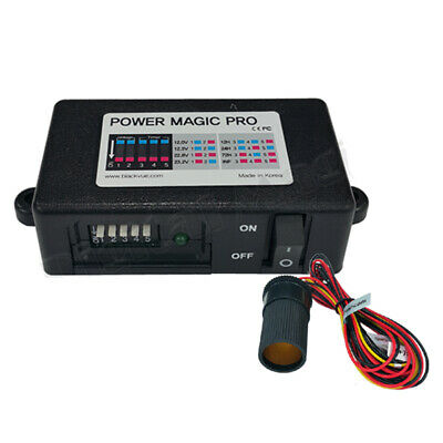 BlackVue Power Magic Pro Vehicle Battery Discharge Prevention for Parking Mod
