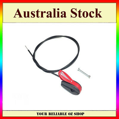 Universal Throttle Control + Cable for mower Briggs and Stratton Victa Rover