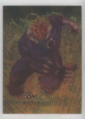 1996 Skybox Marvel Motion #23 Human Torch Non-Sports Card 2a7