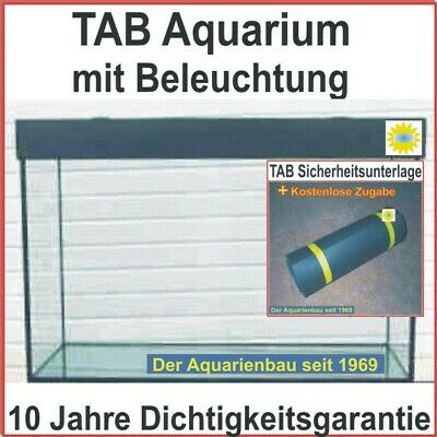 tab aquarium beleuchtung 120x60x60 cm 432l glas 10mm bel 2x39 watt eur 499 00. Black Bedroom Furniture Sets. Home Design Ideas