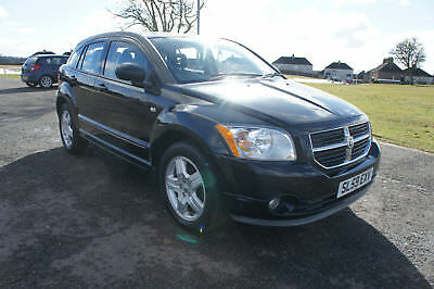 DODGE CALIBER 2.0TD SXT    3 MONTHS PARTS and LABOUR INCLUDED