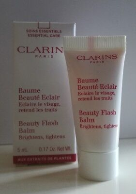 Clarins Beauty Flash Balm 5Ml Sample