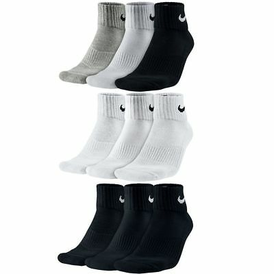 Nike Socken Cotto Cushion SX4703 (3 Paar) unisex