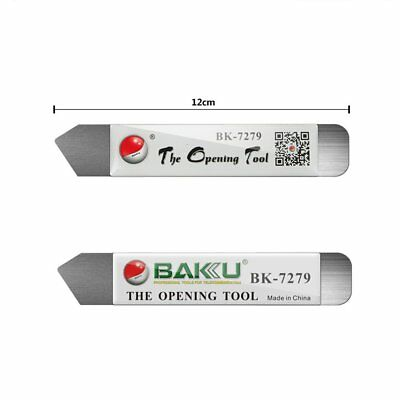 Ultra-thin Steel Pry Tool For Opening iPods, iPhones, iPads and more. BAKU-7279