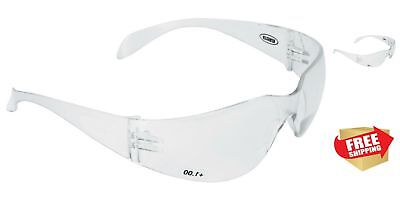 2cb7745e1810 ERB 2.0 Power Iprotect Readers Bifocal Eye Protection, Clear Temple and  Clear