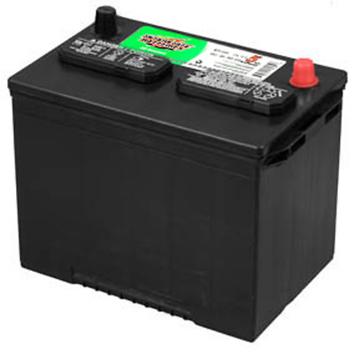 NEW Battery-Mtp INTERSTATE MTP-27 Vehicle Starting Battery 810CCA