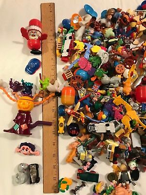 German Kinder Ferrero Egg Toy Lot, Bought In Germany, Over 2 Lbs.