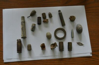 Random lot of metal detecting finds