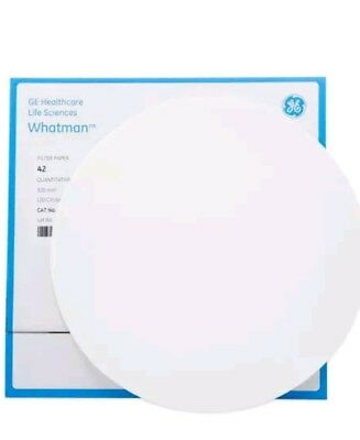 GE Whatman Filter 54 Papers 1454-185 DAMAGED BOX, NEW UNDAMAGED FILTERS
