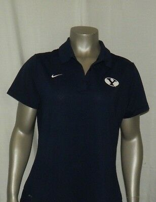 wholesale dealer 7572a 3fbd9 BYU Cougars Nike DRI-FIT Performance Polo New