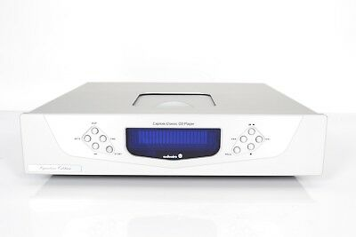 AudioAero Capitole Classic Signature Edition Compact Disc Player Made in France