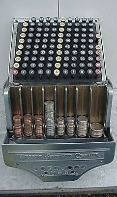 Antique 1916 Brandt Automatic Cashier