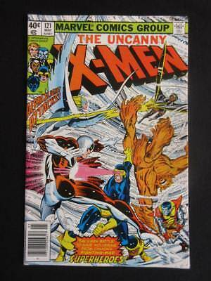 X-Men #121 MARVEL 1979 - HIGHER GRADE - 2nd app Alpha Flight/ 1st full story!!!