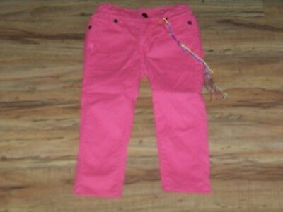 Lucky Brand Zoe Jegging Pants Toddler Girls Size 2T Melon colored