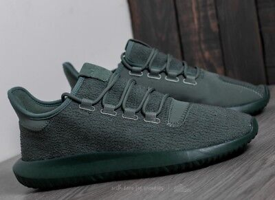 0a3b7db85ef Adidas Originals Tubular Shadow Trace Green Men s 13 Athletic Sneakers  BY3573