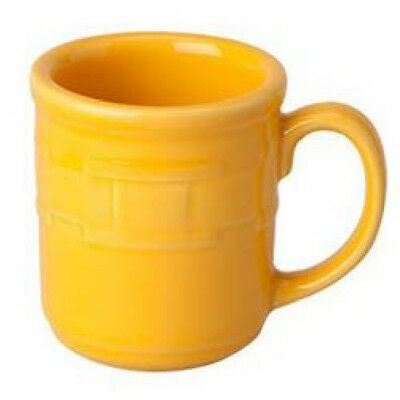 Longaberger 2016 Mug Sunflower Yellow - RETIRED COLOR!! WHILE SUPPLIES LAST!!
