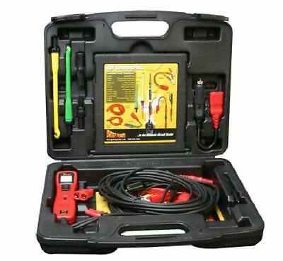 Circuit Tester Probe Light Test Power Electrical Voltage Digital Tool Continuity