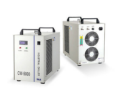 Industrial Water Chiller Cool a single 5W-10W solid-state CW-5000DI AC110V 60Hz