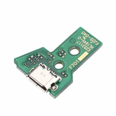 12 Pin Micro USB Charging Port Socket Board for JDS-040 PS4 Controller
