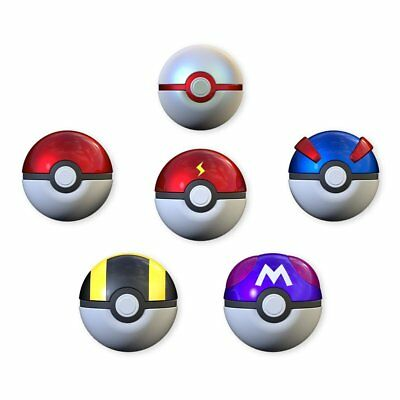 Pokemon Pocket Monsters Ball Collection I decided to you! Premium Bandai F/S