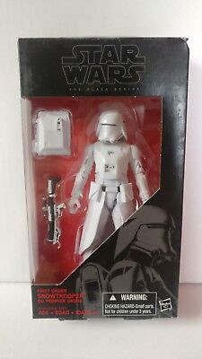 "Star Wars The Black Series 6"" Nr. 12 First Order Snowtrooper"