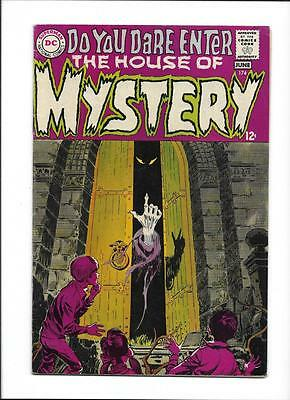 House Of Mystery #174 [1968 Fn-] 1St Horror Issue!