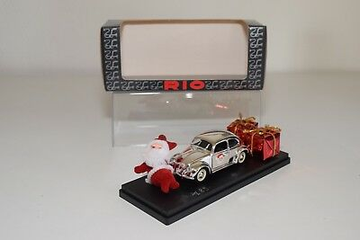 @. Rio Sl013 Sl 013 Vw Volkswagen Beelte Kafer Merry Christmas 95 Mint Boxed