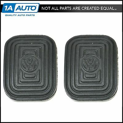 Dorman Manual Transmission Clutch & Brake Pedal Pad Set for VW