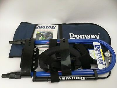 Donway Traction Splint - Splinting System Adult Complete With Carry Bag