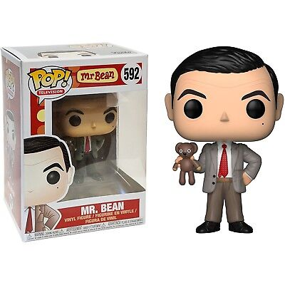 Funko - POP TV: Mr. Bean - Bean w/Turkey Brand New In Box