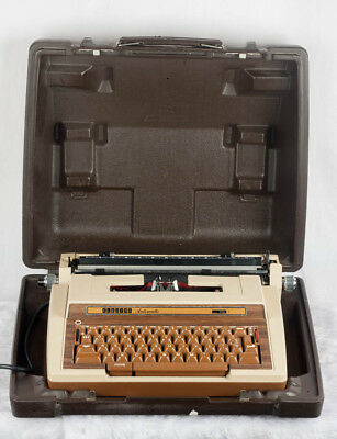 Vintage Smith Corona Electric Automatic 3L Electric Typewriter - COLLECTABLE