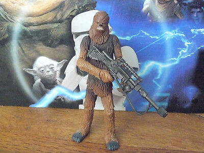 Star Wars Figur, Chewbacca, Actionfigur, Hasbro, T3.