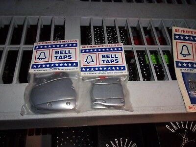 New Bell Taps Nail On Taps size small Clogging taps 2 sets will do 1 pr of shoes