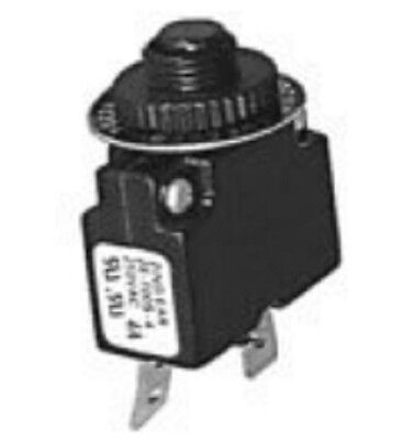 3 amp Miniature Push Button Circuit Breaker - Philmore 30-6003 - NEW