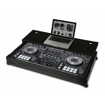 UDG - U91010BL - Ultimate Flight Case Pioneer DDJ-RZ/SZ/SZ2 Black Plus (Laptop S